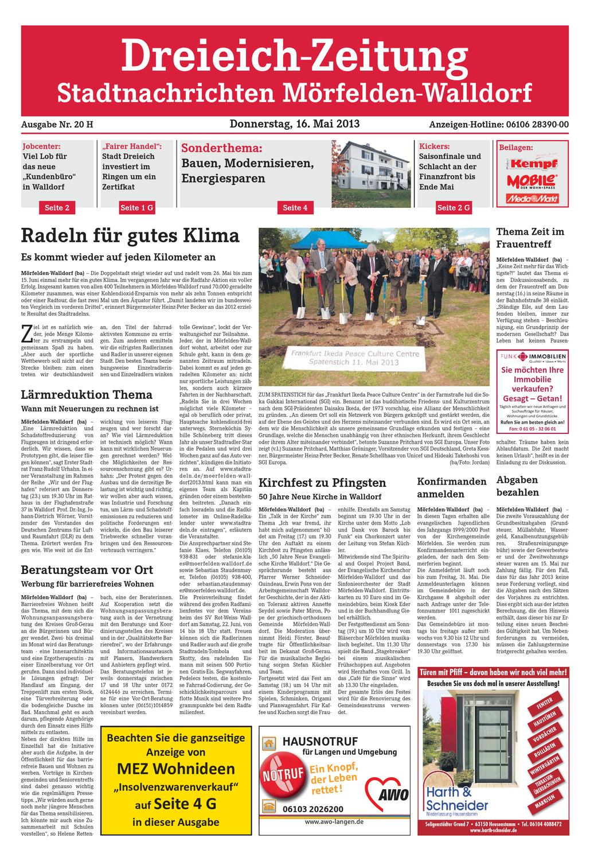 DZ Online 8 8 H by Dreieich Zeitung/Offenbach Journal   issuu