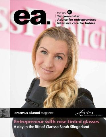 EA Magazine English By Erasmus University Rotterdam