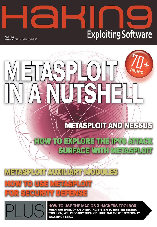 Metasploit Open Tutorial by Hakin9Magazine - issuu