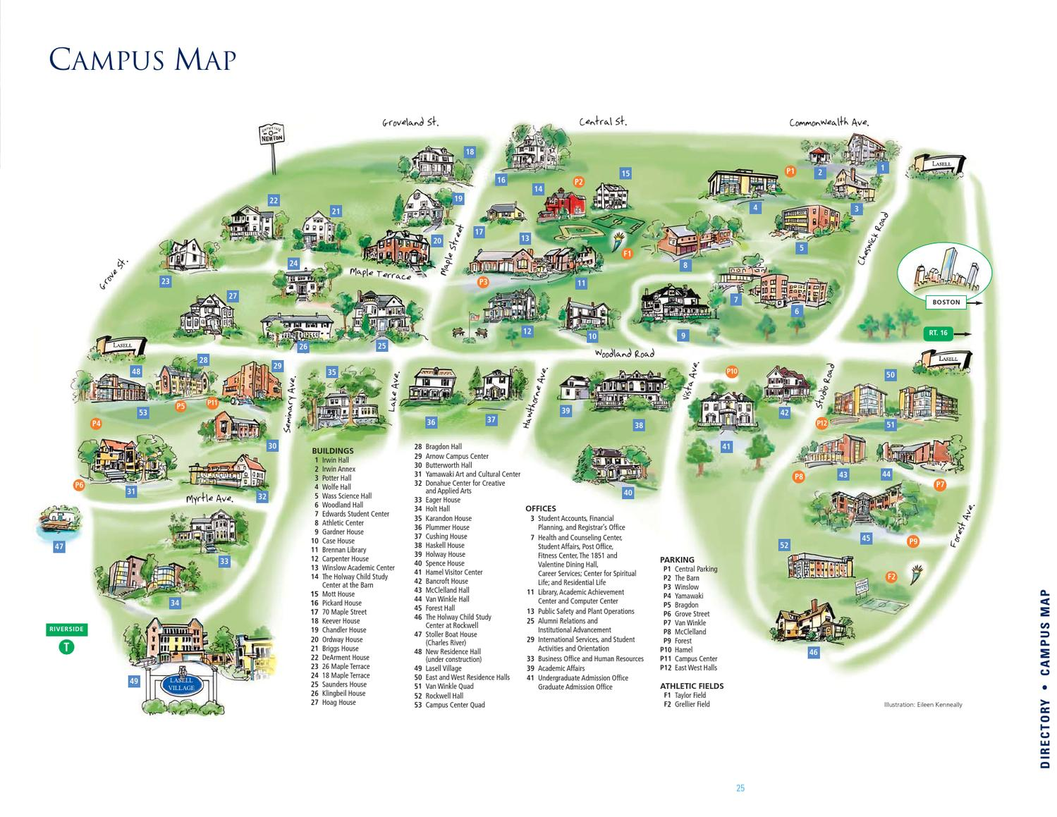 Summer 2013 Welcome Packet By Lasell College Issuu
