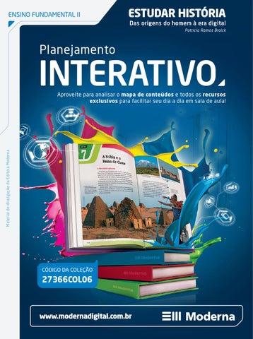 Planejamento interativo estudar histria by editora moderna issuu page 1 fandeluxe Images
