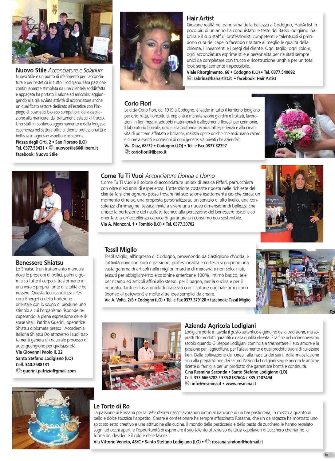 Shopping&Tendenze Speciale Lombardia by Nuovi Itinerari issuu