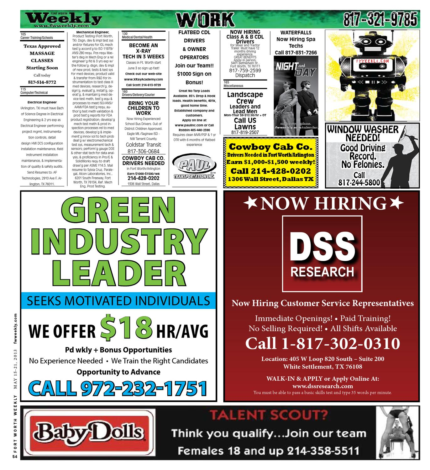 Pos Tester Resume Sample: Fort Worth Weekly Classifieds By Fort Worth Weekly