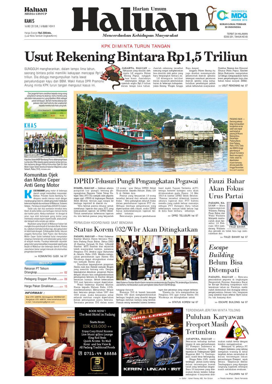 Haluan 16 Mei 2013 By Harian Issuu Perdana Axis Acak Revanyu