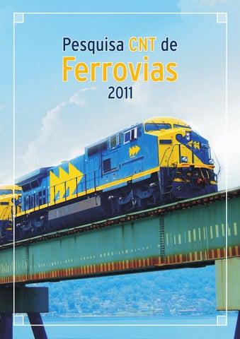 Cargas – transporte ferroviário. 3. Concessionárias. 4. Serviços –  qualidade. I. Título. II. Confederação Nacional do Transporte. CDU  656.2.025.4(81) 9bab928c69