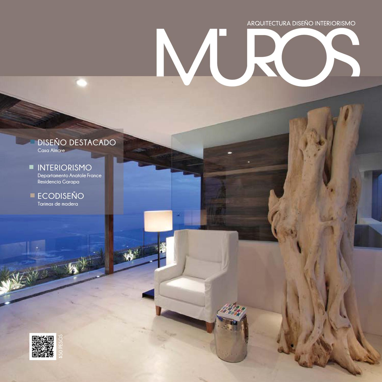 Edici n 3 revista muros arquitectura dise o interiorismo for Diseno de oficinas inmobiliarias