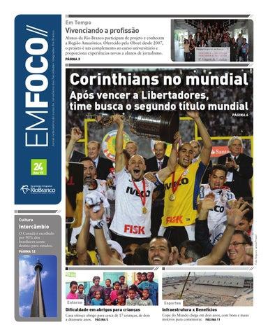 f4ee5b842 RS- Corinthians 2012 by Parágrafo Comunicação - issuu