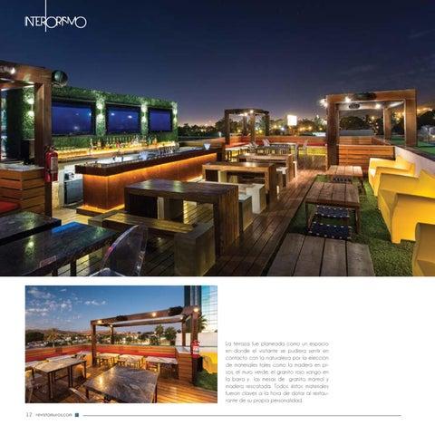 Edici n 2 revista muros arquitectura dise o interiorismo for Muros verdes definicion