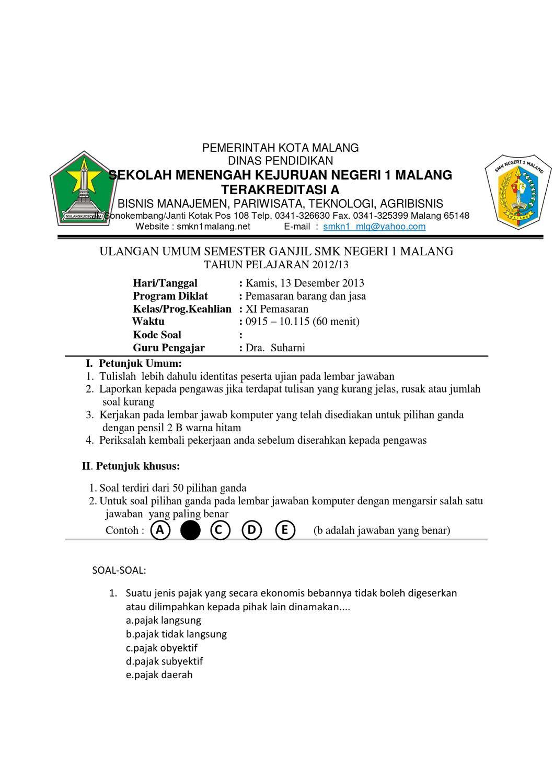 Rickaandriyani Contoh Surat Permintaan Contoh Surat