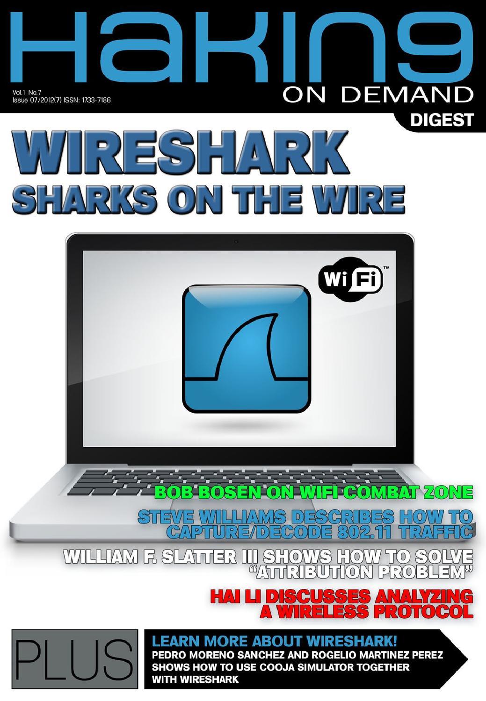 Wireshark: Sharks on the Wire by Hakin9Magazine - issuu
