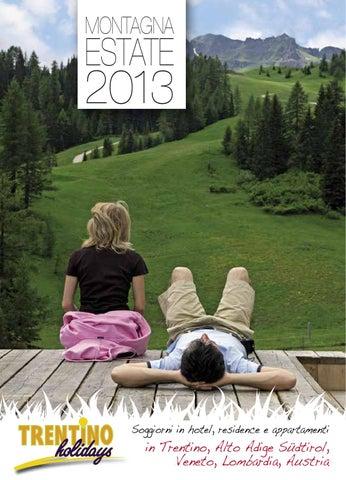 Trentino holidays catalogo montagna 2013 by enrico luchi - issuu