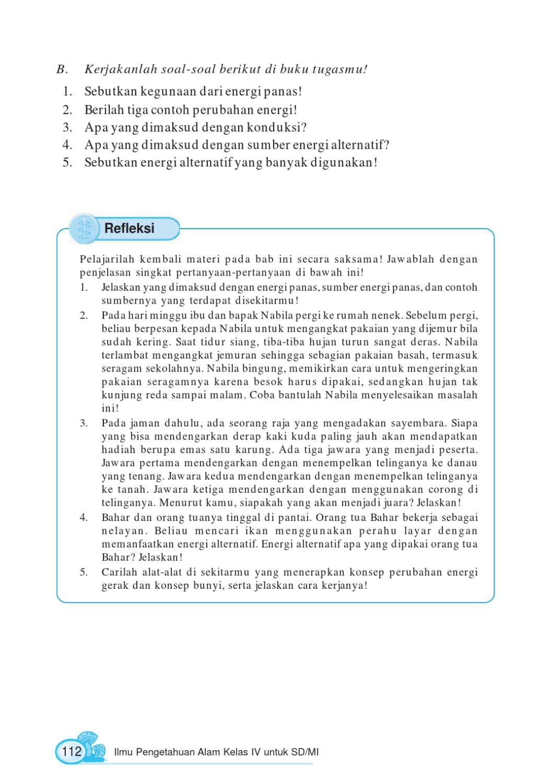 Kelas 4 Ilmu Pengetahuan Alam Budi Wahyono By Yeti Herawati Issuu