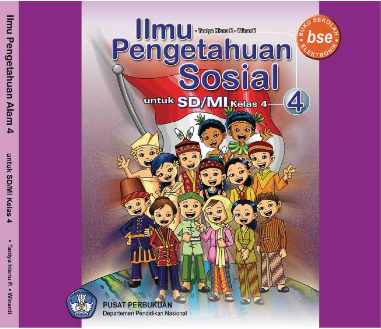 Kelas 4 Ilmu Pengetahuan Sosial Tantya By Yeti Herawati Issuu