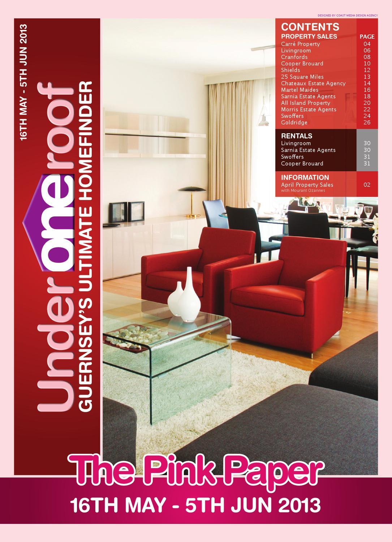 UnderOneRoof 16th May 2013 Issue By Coast Media