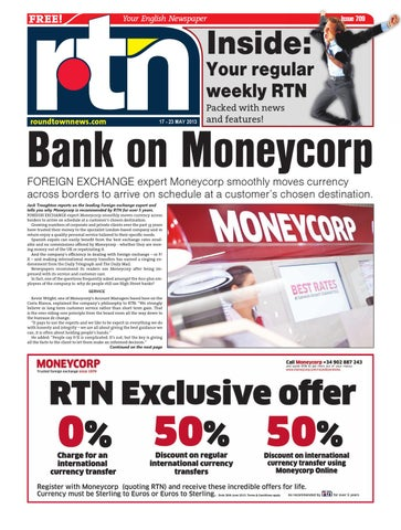 rtn costa calida edition 29 by round town news issuurtn costa calida edition 29