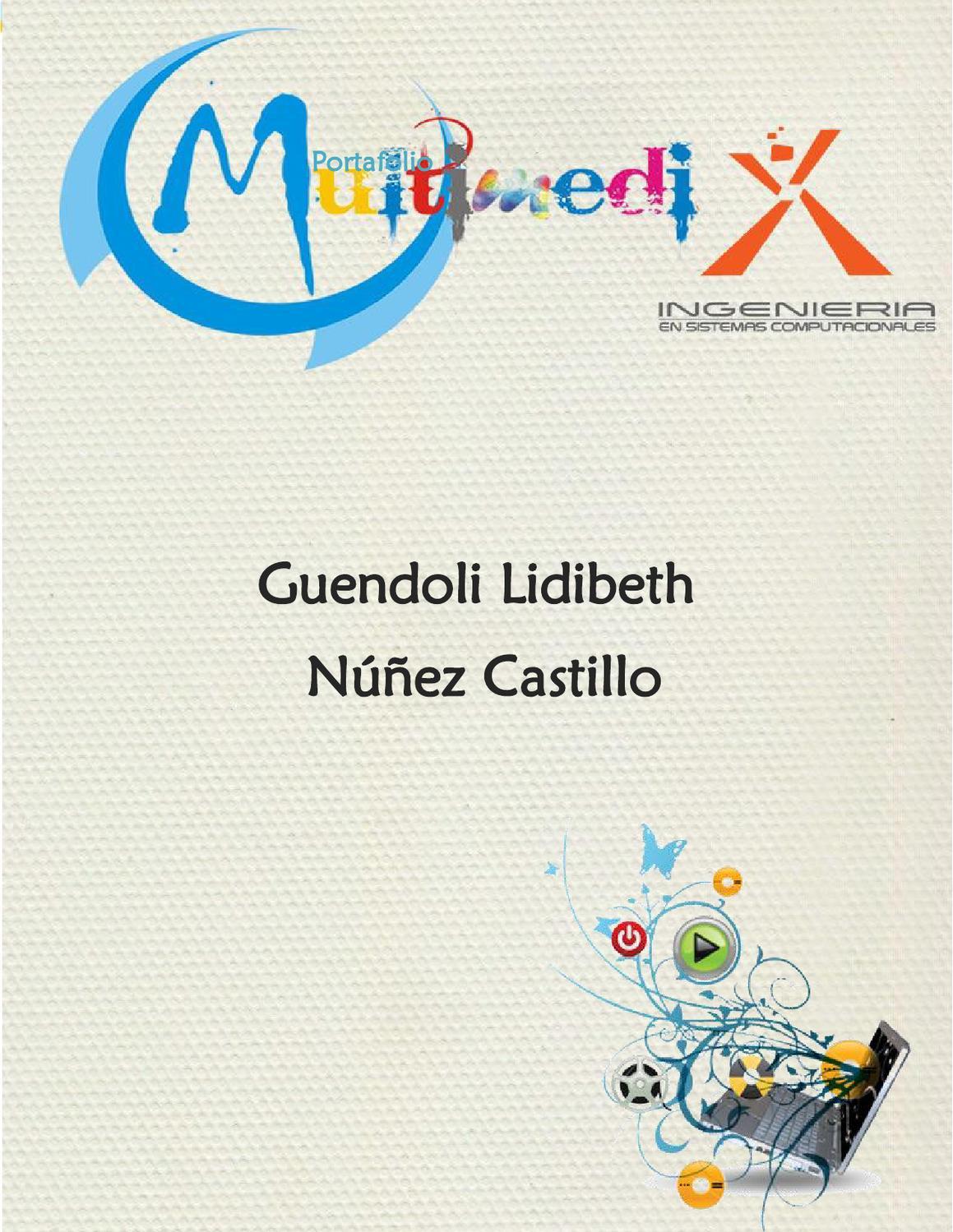 Portafolio multimedia by Gwendoly Núñez - issuu