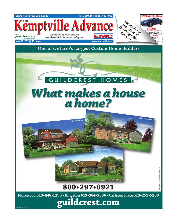 5d1feff5b5 Kemptville051613 by Susan K. Bailey Marketing   Design - issuu