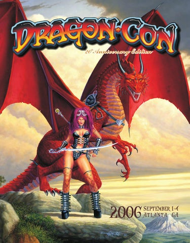 18536d6bf4225 2006 Dragon*Con Program Book by Dragon Con - issuu