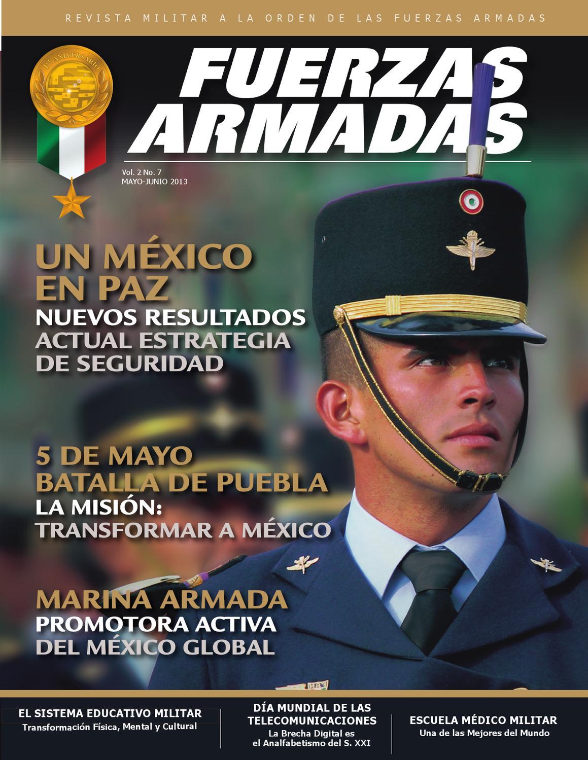 Fuerzas Armadas. Numero 7 Volumen 2 by Revista Militar Fuerzas ...
