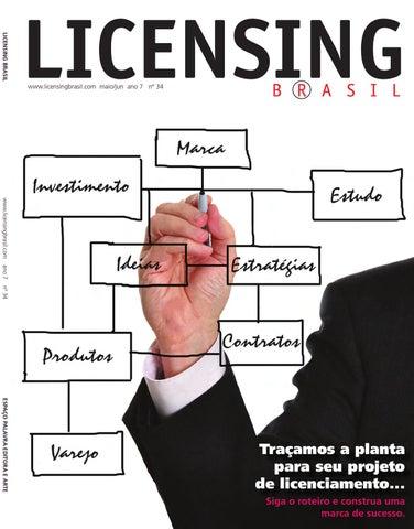 Revista Licensing Brasil  34 by EP Grupo – Agência de Conteúdo - issuu ecdb6219db