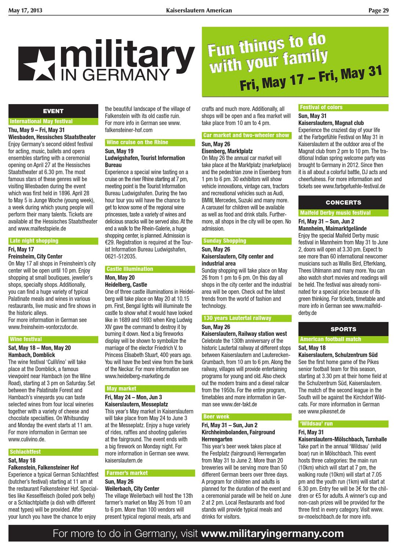 maifeld derby timetable