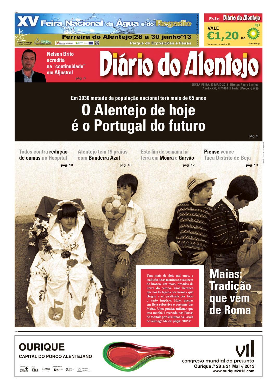 Ediçao N.º 1620 by Diário do Alentejo - issuu 101b47e174ba0
