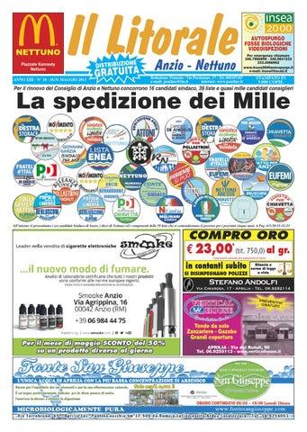 fc9ec6fb9e Il Litorale n. 10-13 by Il Pontino Nuovo, Aprilia - Il Litorale 2013 ...