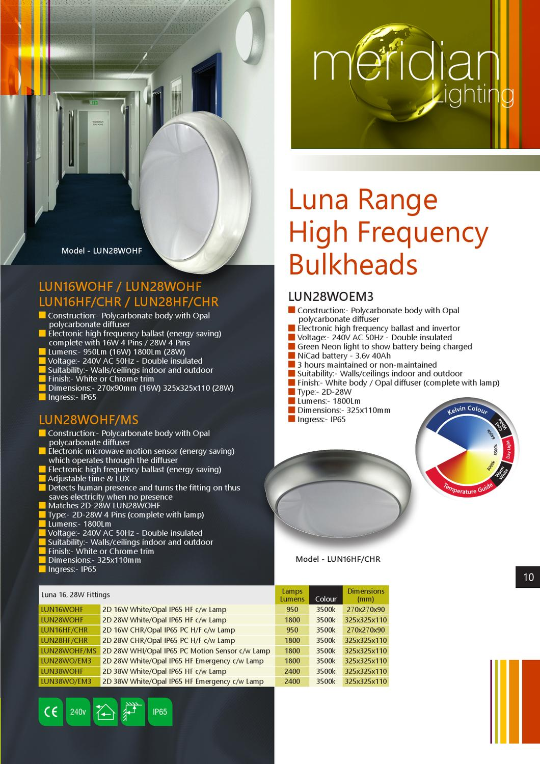 Meridan Lighting Supplementary Extra By Ced Elec Issuu