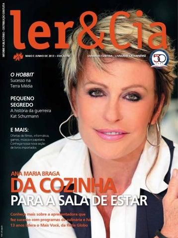 1447adb05ec Revista Ler   Cia - edição 50 by Literato Comunicação - issuu