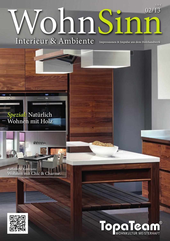 WohnSinn 02/13 by TopaTeam GmbH - issuu