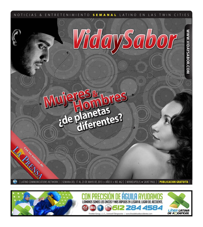 Vida y Sabor - 462 by Latino Communications Network LLC - issuu