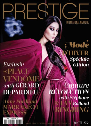 Prestige Rougemond International Issuu Marc By 8OXnPk0w