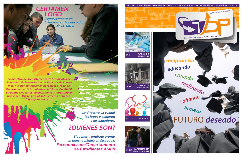 Transformadores del Presente 1er Edicion by Asociación de Maestros ...