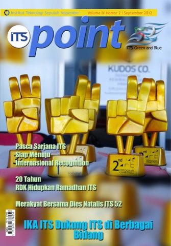 Majalah ITS Point 15 by Majalah ITS - issuu 1bb0080574
