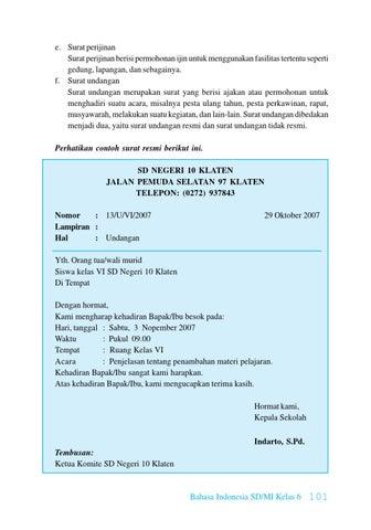 Kelas 6 Bahasa Indonesia Sri Marheni By Yeti Herawati