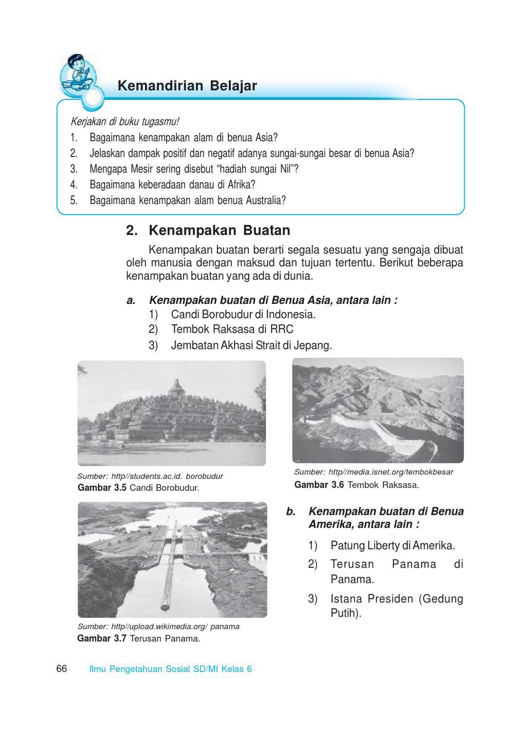 Kelas 6 Ilmu Pengetahuan Sosial Sutoyo By Yeti Herawati Issuu