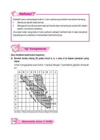 Kelas 6 matematika sukirno by yeti herawati issuu page 123 ccuart Images