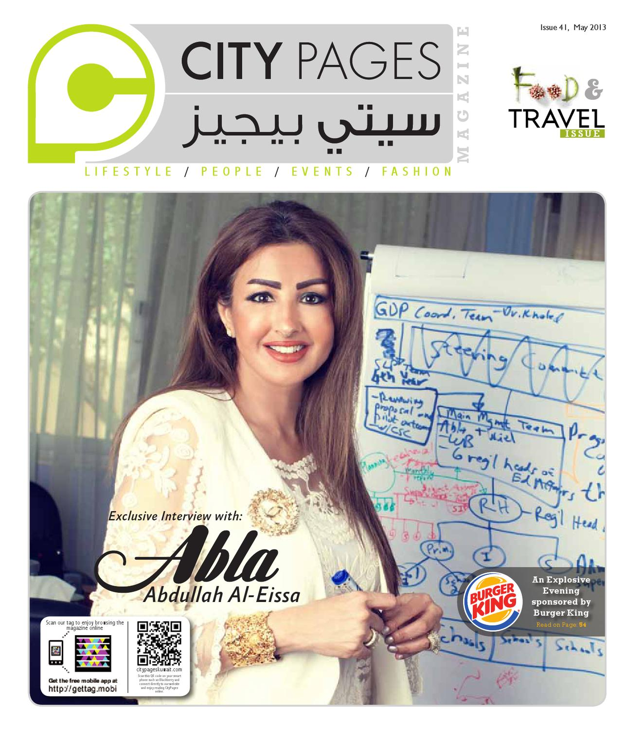CityPageskuwait May 2013 Issue by CityPages Kuwait - issuu