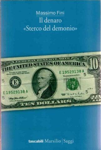 07c4527625 Il denaro sterco del demonio by Konrad Strauder - issuu