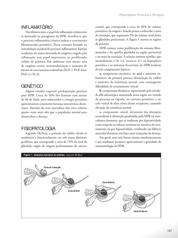 hiperplasia prostatica benigna fisiopatologia