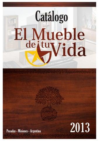 Catalogo Completo El Mueble de Tu Vida by El Mueble de tu Vida - issuu
