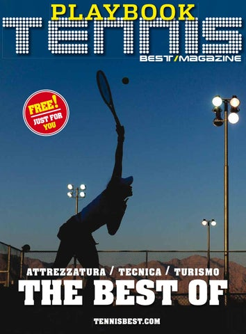 a9b01df7b9 Playbook TennisBestMagazine by XM MANAGEMENT - issuu