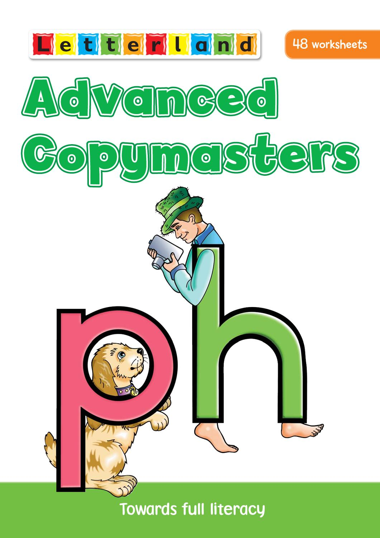 Worksheets Worksheet On Letter Land Song advanced copymasters by letterland issuu