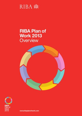 The Riba Plan of Work 2013 Guides Conservation RIBA Plan of Work 2013 Guide
