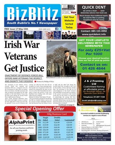 9bc372f07674 BizBlitz Newspaper by BizBlitz - issuu