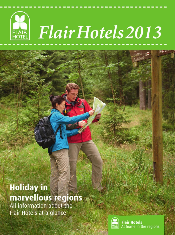English Brochure Flair Hotels 2013 By Flair Hotels E V Issuu