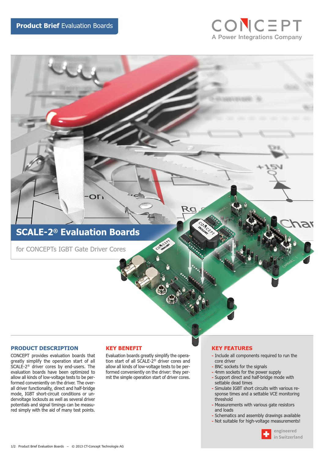 Ct Product Brief Evaluation Boards By Eva Novotn Issuu Circuitforcircuitconceptspage2jpg