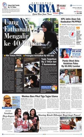 E-paper Surya Edisi 21 Mei 2013