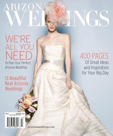 1d173c51b Arizona Weddings Magazine 2013-14 by Arizona Weddings Magazine ...