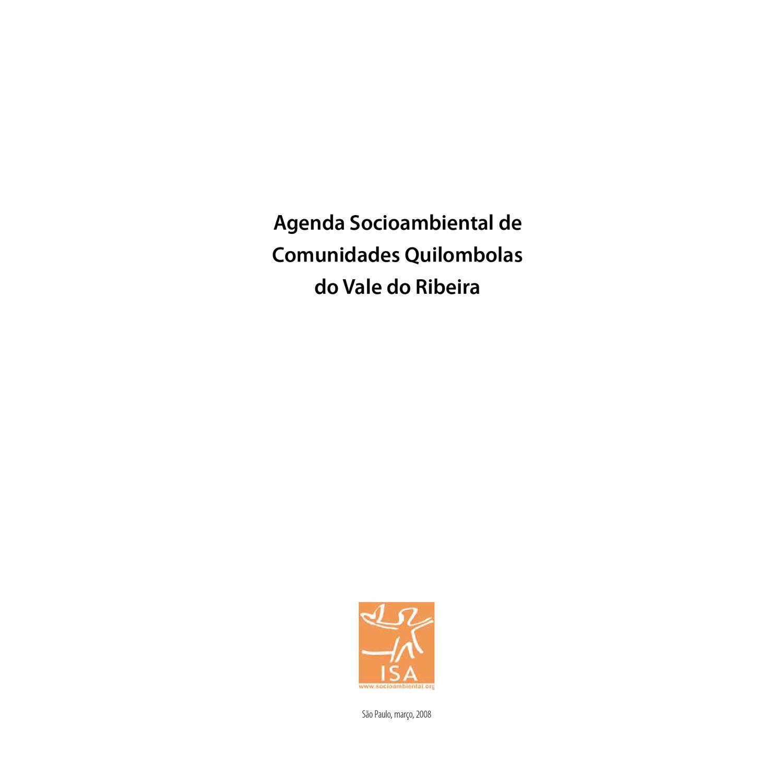agenda by Instituto Socioambiental - issuu 0415a9bb295